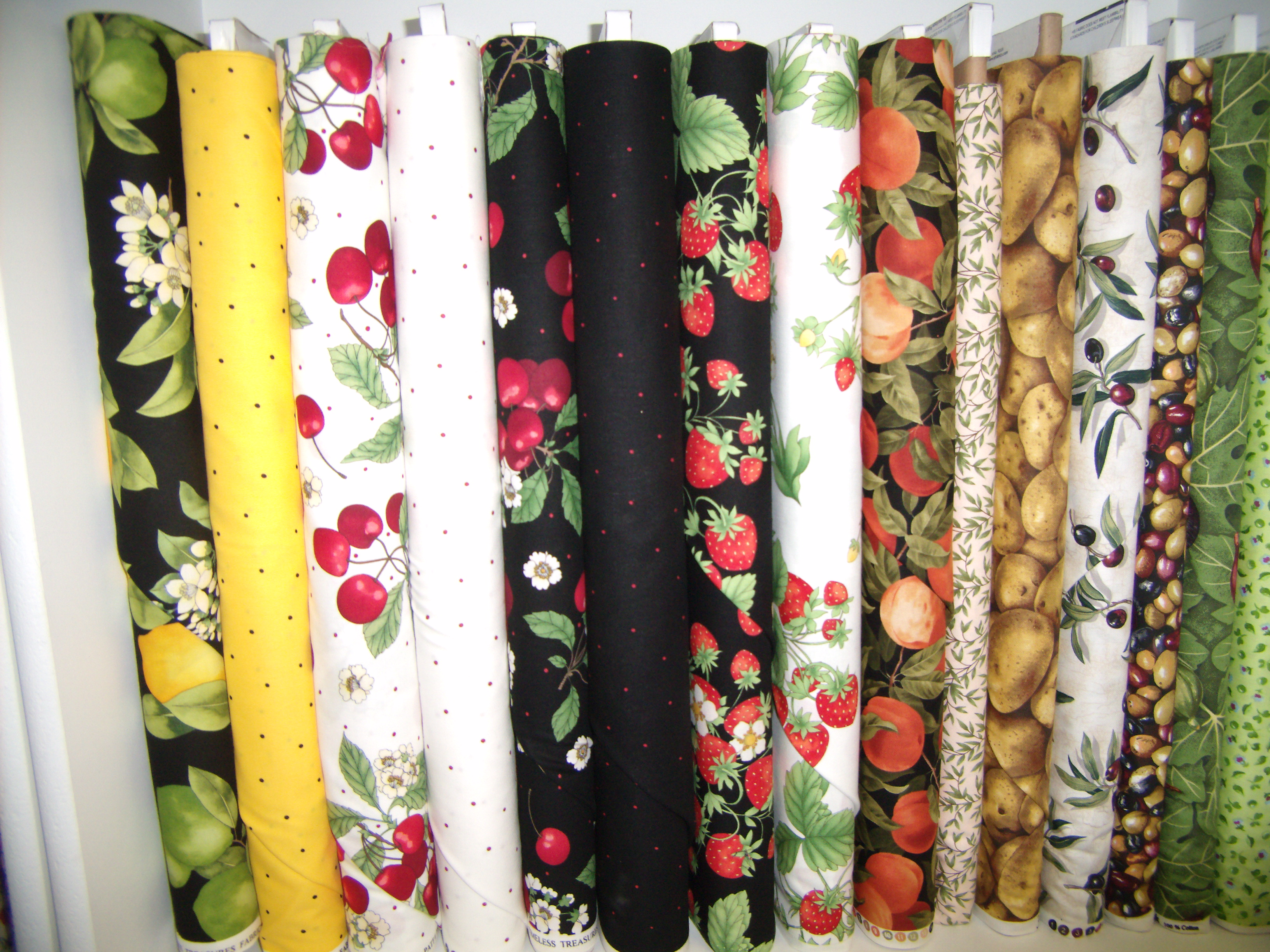Fruity Fabric and More… | MY HERITAGE FABRICS
